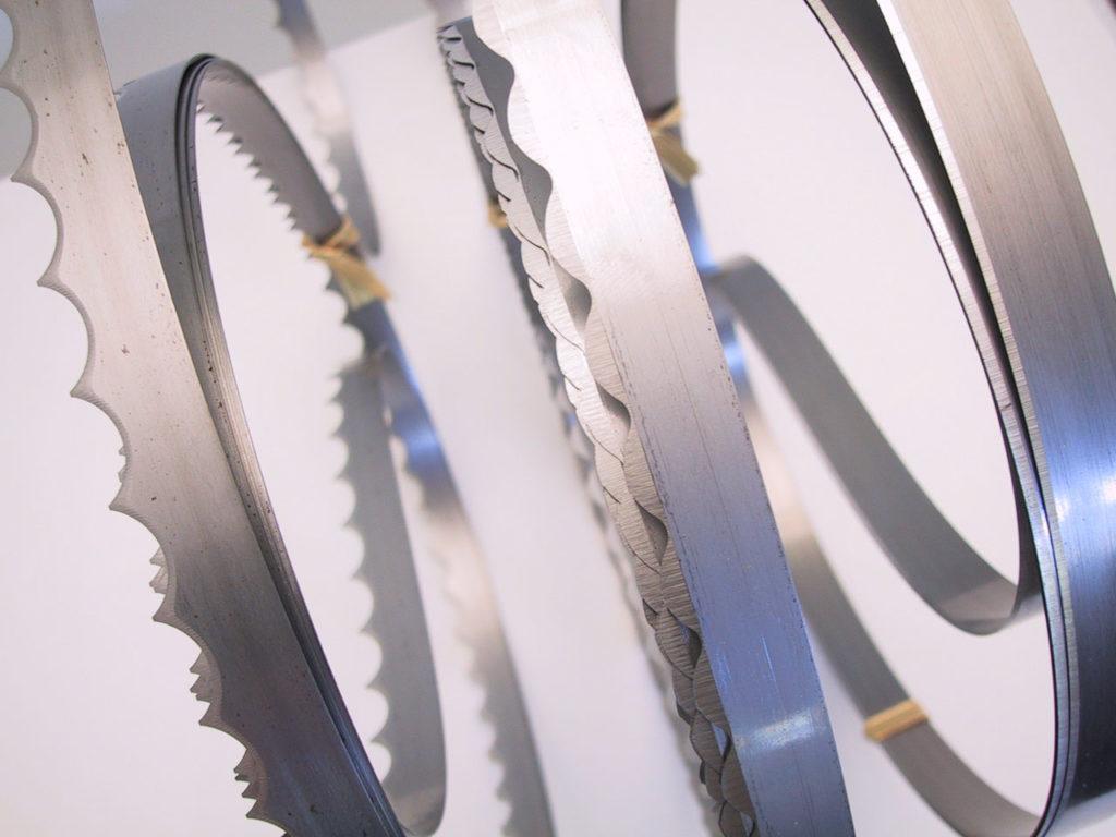 Bandmesser für Textilien